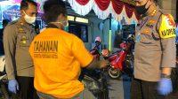 Bayi Hasil Hubungan Gelap dibuang ke Bak Sampah, Pelaku diamankan Pelres Pontianak Kota