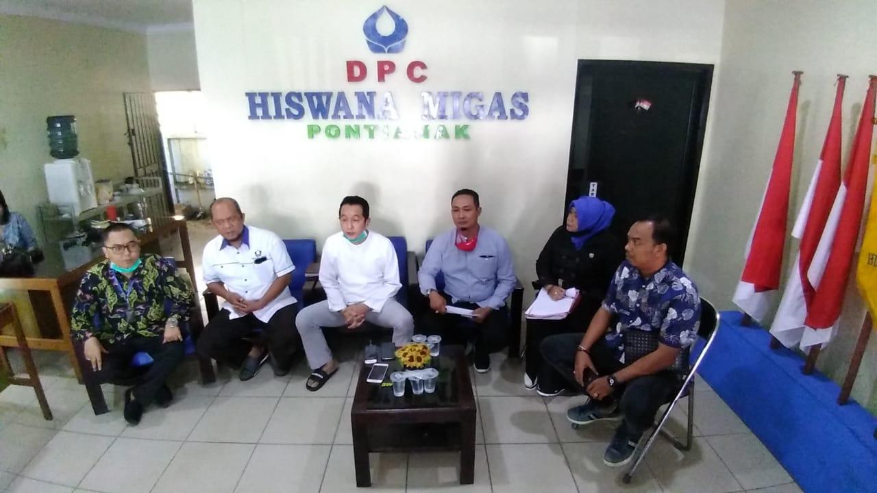 Hiswana Migas Pontianak Bantah Pejabat Pertamina Terima Fee