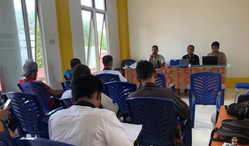 Program DPG Gelar FGD di Desa Dusun Besar Wilayah Kerja BRG Kabupaten Kayong Utara