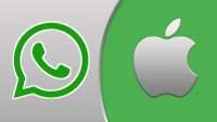 WhatsApp Apple