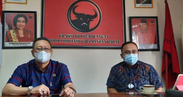 Perselisihan Pilkada Sanggau Masuk Tahap Pembuktian, Martinus Minta Masyarakat Sabar