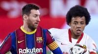 Tertinggal Agregat, Bisakah Barcelona Kalahkan Sevilla di Leg Kedua