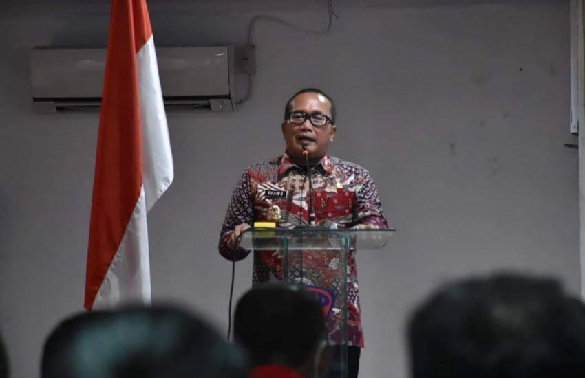 Sujiwo: Kepala Desa dan BPD Harus Saling Menghargai Tupoksi Masing-masing