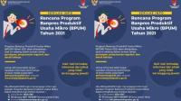 Link Pendaftaran BLT UMKM Tahap 3, Login eform bri co id dan Cek Penerima BPUM 2021
