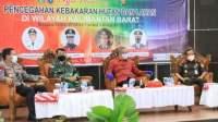 Aplikasi Asap Gigital karhutla, Gubernur Kalbar: Supaya bisa mengetahui secara pasti dan secepatnya merespon apabila ada Karhutla
