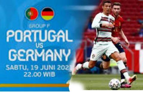 Link Gratis Live Streaming Portugal vs Jerman (Nonton Euro 2020)
