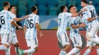 LINK Live Streaming Argentina Vs Mesir Olimpiade Tokyo 2021