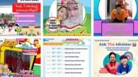LINK Twibbon dan Kata-Kata Selamat Hari Anak Nasional 2021 Cocok Buat di Buat Caption
