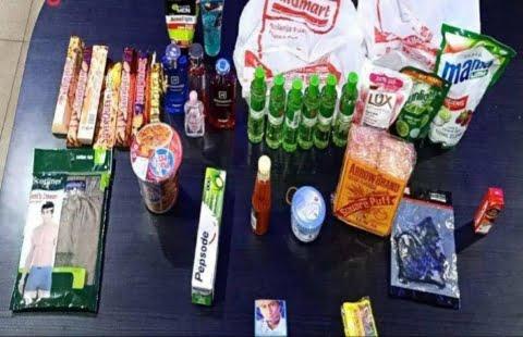 Polisi Tangkap 4 Pelaku Pencurian di Alfamart Ketapang