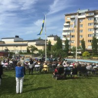 Nationaldagen 2016 - Tidsmaskinen i Salem
