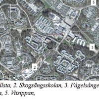 Förslag om ny grundskola vid Fågelsången