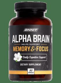 Alpha brain - ONNIT