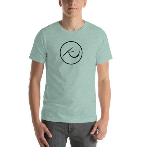 KJ Design Dusty Blue T-Shirt