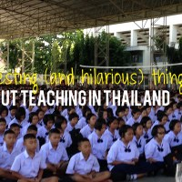 6 Interesting (and hilarious) Things About Teaching in Thailand