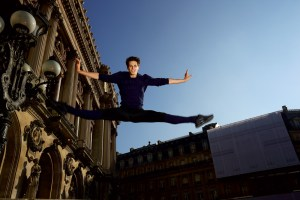Germain Louvet : Du Conservatoire du Grand Chalon à l'Opéra de Paris