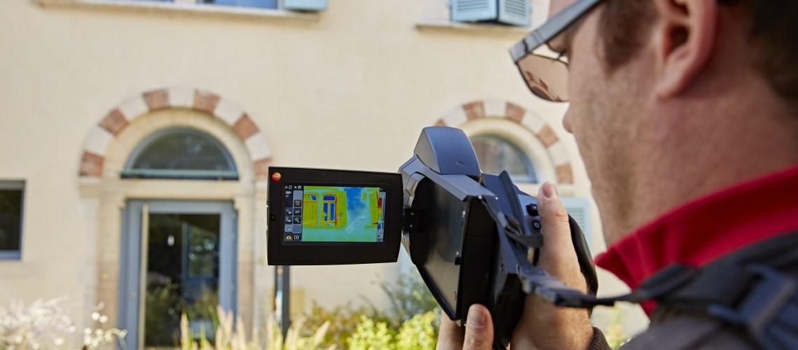 Le Grand Chalon propose de réaliser un bilan thermique de votre maison