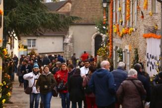 Foule Saint-Martin-sous-Montaigu / Photo Jean-Luc Petit