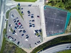 Parking Relais de St Remy