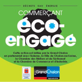 Image du Label éco-engagé
