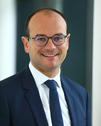 Portrait de Sébastien Martin, Président du Grand Chalon - octobre 2017