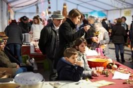 Participant au festival des soupes de chalon sur Saône