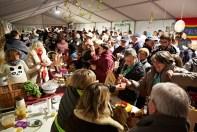 Festival de la soupe 2017 à Chalon-sur-Saône : la foule est présente