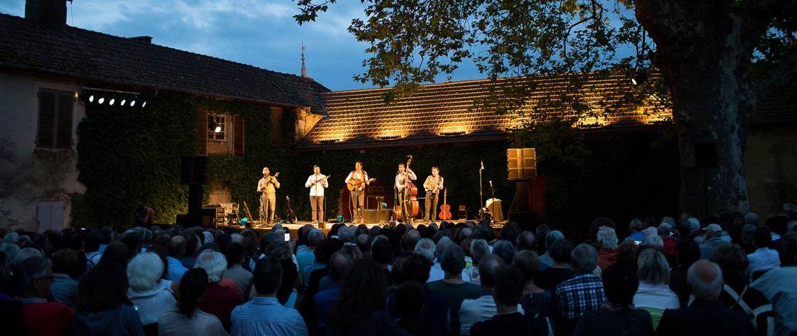 Evénement des musicaves 2018 ( commune proche de Chalon sur Saône)