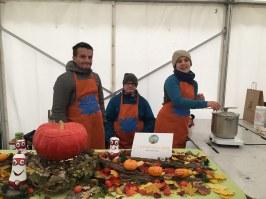 Sonia, Cedric et Denis Hop hop Hop La soupe
