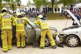 forum-secours-et-sante-2019-simulation-extraction-accident-voiture