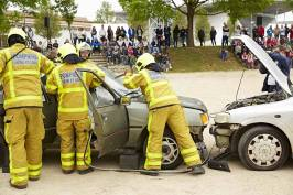 forum-secours-et-sante-2019-simulation-extraction-accident-voiture