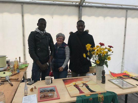 soupe-malienne-avec-Baradji,-Marie-Noelle-et-Adam