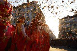 Confettis de Carnaval de Chalon-sur-Saône
