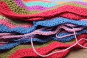 Nicole's Granny Ripple Blanket | kaledoscopecity.wordpress.com
