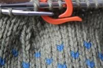 Easy Ombre Slouch Hat | Kaleidoscope City | wwww.kaleidoscopecity.wordpress.com/blog