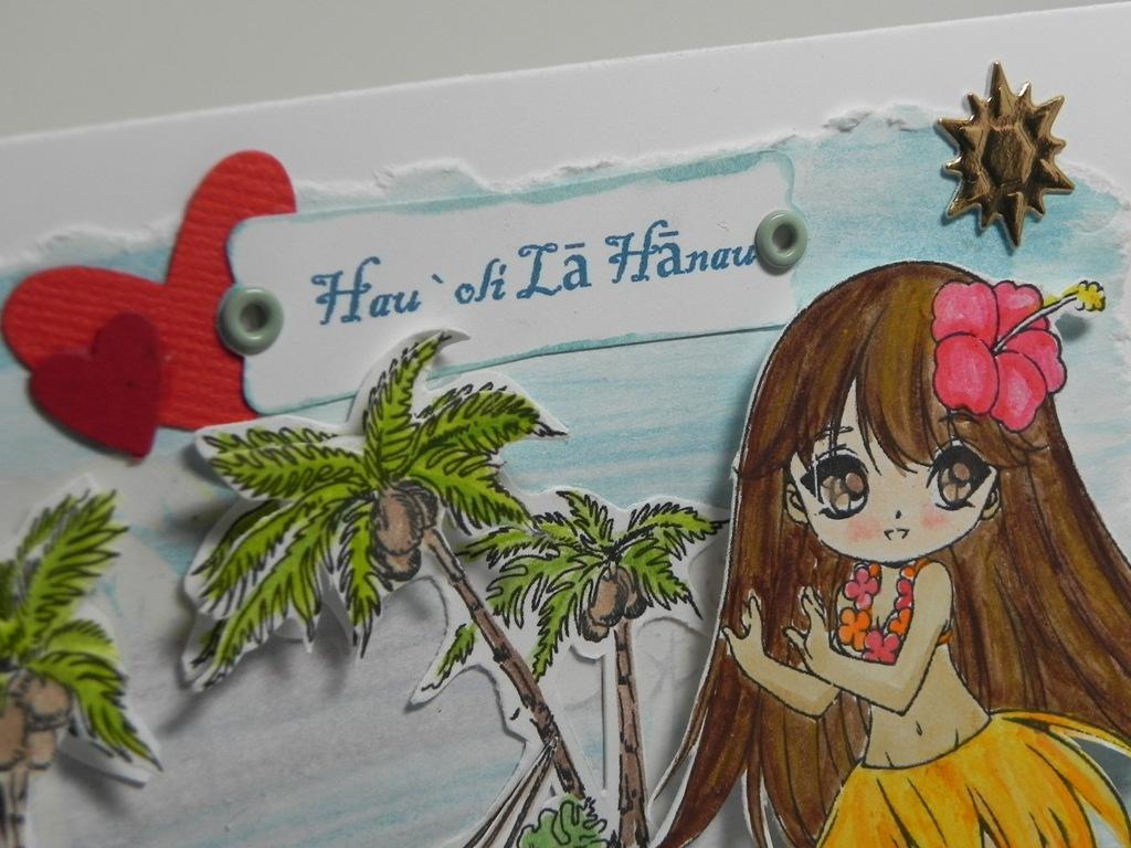 Happy Birthday In Hawaiian Kaleidoscope Impressions Weblog