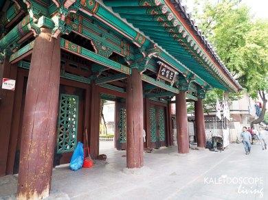 Travel_Korea_Seoul_Insadong_Habok_韓國_首爾_韓服_Tapgol Park