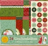 24 Geschenktüten - Weihnachten naht!