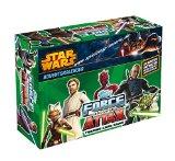 Force Attax Adventskalender - Star Wars the Clone Wars Serie 5 inklusive 50 Exklusiv Karten davon 2 Karten Limitierte Edition