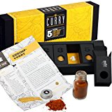 Gewürzset Curry - Die perfekte Geschenkidee für Geniesser