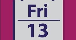 Freitag, der 13.