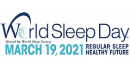world sleep day 2021