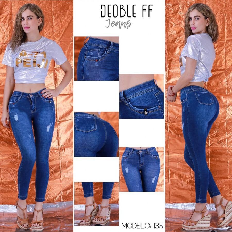 Pant Deoble Ff 135 Kalexa Fashion