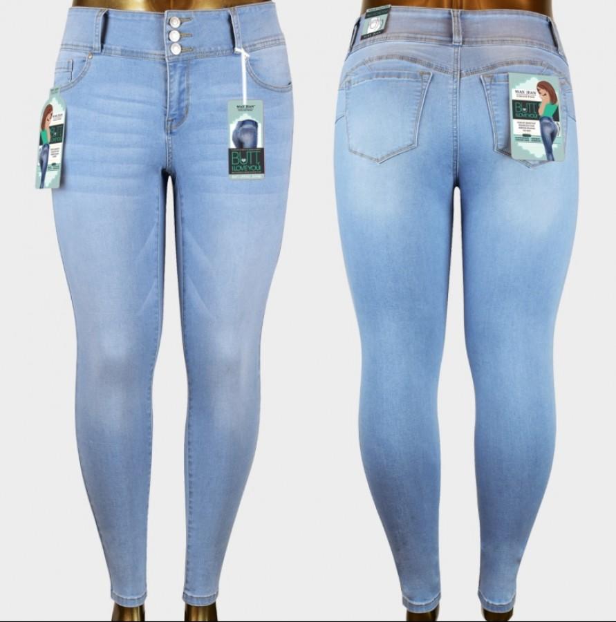 Pant Wax 90079 Kalexa Fashion