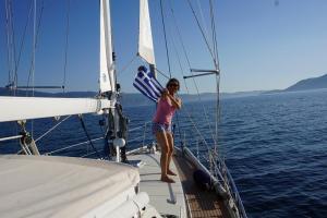wieder in Griechenland