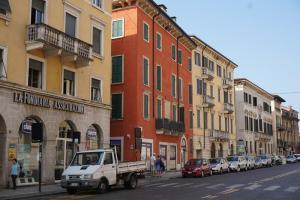 Verona, Strassenbild