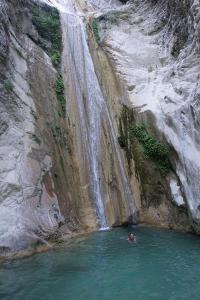 Wasserfall in Nidri