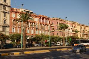 Cagliari, Hafenstraße