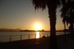 Cagliari, Promenade