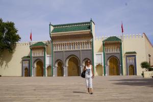 Fes, Königspalast