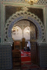Fes, Moschee